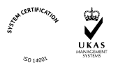 Accreditation ISO14001